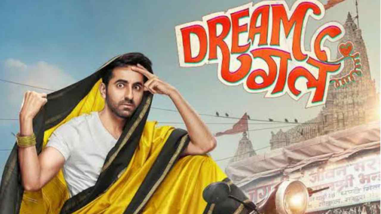 Dream Girl Movie Download- FullHD, 1080p, 720p, 480p