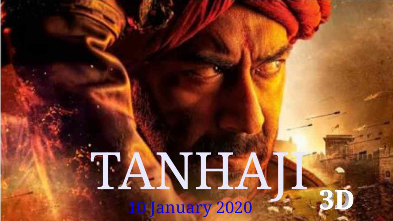 Tanhaji Movie Download (2020)- FullHD, 1080p, 720p, 480p, 360p