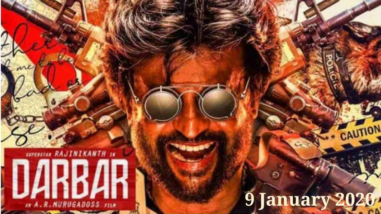 Darbar Movie Download (2020)- FullHD, 1080p, 720p, 480p, 360p